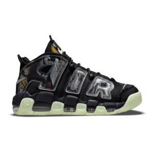 【予約】NIKE AIR MORE UPTEMPO 96 UTAGAWA KUNIYOSHI OFF NIOR SAIL PURE PLATINUM BLACK DM6213-045|sneaker-shop-link