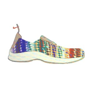 【予約】NIKE AIR WOVEN MULT FOSSIL STONE ORANGE INDIGO BURST DM6396-292|sneaker-shop-link