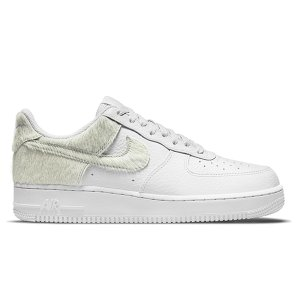 NIKE AIR FORCE 1 LOW WHITE PONY HAIR DM9088-001|sneaker-shop-link