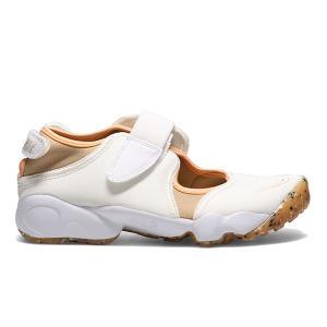 NIKE WMNS AIR RIFT WHITE/PEARL WHITE-HEMP-ORANGE CHALK DM9645-100|sneaker-shop-link