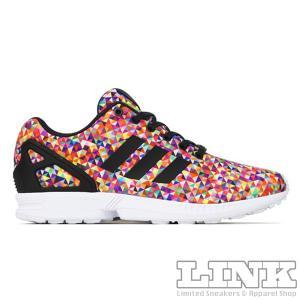 ADIDAS ORIGINALS ZX FLUX 8K MULTICOLOR PRISM|sneaker-shop-link