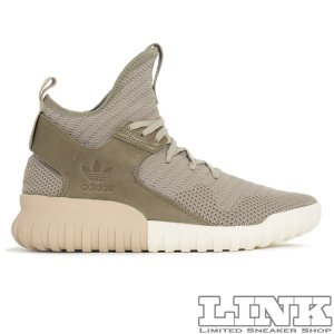 ADIDAS ORIGINALS TUBULAR X KNIT SESAME|sneaker-shop-link