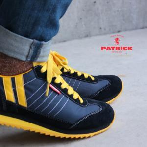 パトリック PATRICK スニーカー 靴 MARATHON マラソン NVY ネイビー 9422