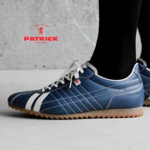 パトリック スニーカー シュリー PATRICK SULLY IDG インディゴ 26502