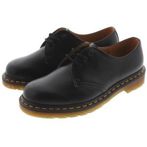 定番 ドクターマーチン Dr.Martens 1461 59 3EYE GIBSON SHOE ブラック 10085001 sneaker-soko