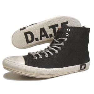 SALE D.A.T.E. デイト SANTOS HIGH JACO サントス ハイ ジャコ ブラック 13A-SA-JA|sneaker-soko