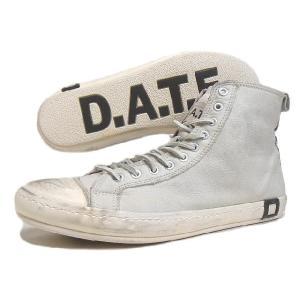 SALE D.A.T.E. デイト SANTOS HIGH JACO サントス ハイ ジャコ ホワイト 13A-SA-JA|sneaker-soko