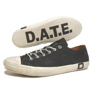 SALE D.A.T.E. デイト SANTOS LOW JACO サントス ロー ジャコ ブラック 13A-SL-JA|sneaker-soko