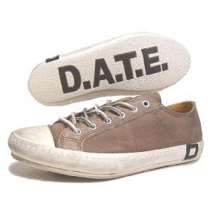 SALE D.A.T.E. デイト SANTOS LOW JACO サントス ロー ジャコ トープ 13A-SL-JA|sneaker-soko
