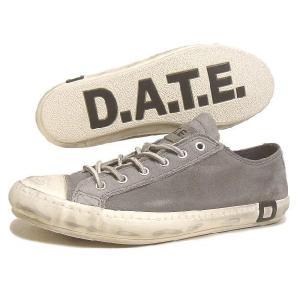 SALE D.A.T.E. デイト SANTOS LOW JACO サントス ロー ジャコ グレー 13A-SL-JA|sneaker-soko