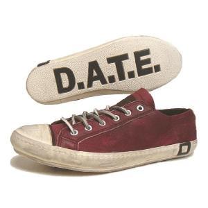 SALE D.A.T.E. デイト SANTOS LOW JACO サントス ロー ジャコ ボルドー 13A-SL-JA|sneaker-soko