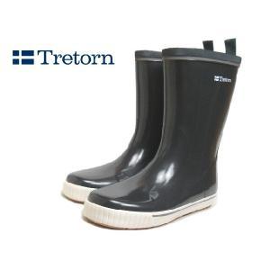 SALE Tretorn トレトン Skerry Metallic スケリー メタリック ピューター RWR2832-PEW レインブーツ|sneaker-soko