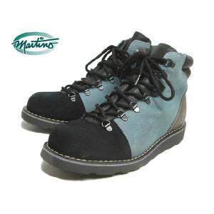 SALE martino マルティノ ブーツ HERBERT ハーバート ネイビー/ベイビーブルー/グレー MTHMI001-14 sneaker-soko