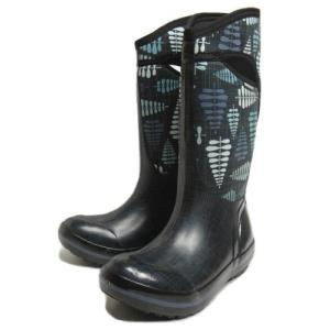 レディース BOGS ボグス FERN PLIMSOLL ファーン プリムソール ブラックマルチ 71413-009 sneaker-soko