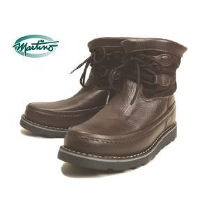 SALE martino マルティノ HALIFAX ハリファックス スムースダークブラウン/エスプレッソ MHTMI003-14 sneaker-soko