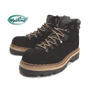 SALE martino マルティノ ブーツ HERBERT ハーバート スエードブラック/ブラック MTHMI001-12 sneaker-soko