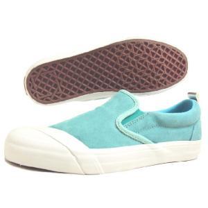 SALE LOSERS ルーザーズ SCHOOLER SLIP ON スクーラー スリップ オン アサギブルー 14SSRVS001-ABL|sneaker-soko