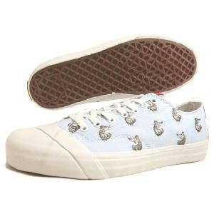 SALE LOSERS ルーザーズ SCHOOLER CL LO スクーラー クラシック ロー サックスブルー (ディッチラッツ) 14SSCVL004-SAX|sneaker-soko