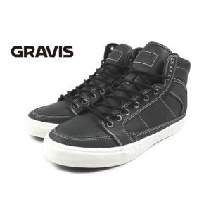 20%OFF グラビス GRAVIS LOWDOWN HC LX ローダウン ハイカット ラグジュアリー ブラック 13505100-001 sneaker-soko