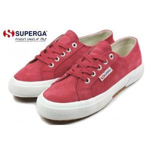 50%OFF スペルガ SUPERGA 2750 SUE U 2750 スエード ユニセックス ティーローズ S003SR0-M32|sneaker-soko