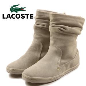 20%OFF ラコステ LACOSTE SESSILE AP セシル AP ライトブラウン WSD100-158|sneaker-soko