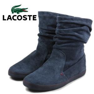 20%OFF ラコステ LACOSTE SESSILE AP セシル AP ネイビー WSD100-003|sneaker-soko