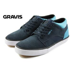 20%OFF グラビス GRAVIS RECON MID リーコン ミッド ダークネイビー 12873101-431 sneaker-soko