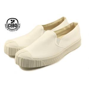 20%OFF CEBO セボ 432F ホワイト(15SS)|sneaker-soko