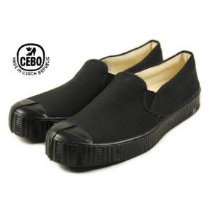 20%OFF CEBO セボ 432F ブラック|sneaker-soko