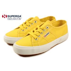 20%OFF スペルガ SUPERGA 2750 COTU CLASSIC サンフラワー S000010-176|sneaker-soko
