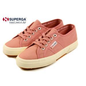 20%OFF スペルガ SUPERGA 2750 COTU CLASSIC ダスティーローズ S000010-C06|sneaker-soko