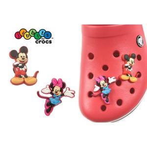 crocs クロックス jibbitz ジビッツ Disney ディズニー|sneaker-soko