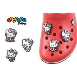 crocs クロックス jibbitz ジビッツ Hello Kitty candy ハローキティ キャンディ|sneaker-soko
