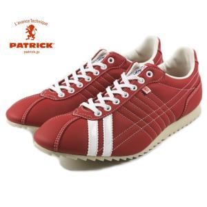 パトリック スニーカー PATRICK SULLY TOY シュリー トイ RED レッド 527327