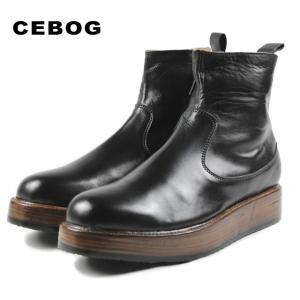 30%OFF セボジー CEBOG 214M ブラック|sneaker-soko