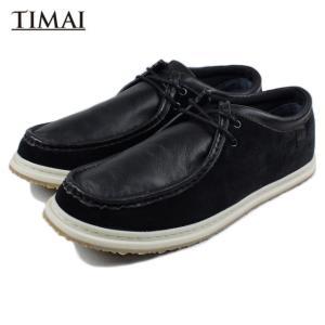 20%OFF ティマイ TIMAI RAIOH LTD ライオー リミテッド ブラック TIHUD063-01|sneaker-soko