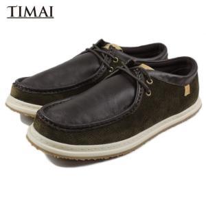 20%OFF ティマイ TIMAI RAIOH LTD ライオー リミテッド ブラウン TIHUD063-02|sneaker-soko