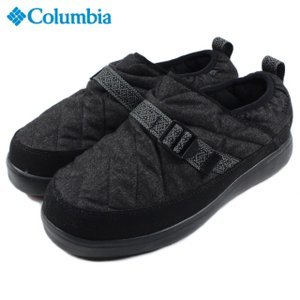 30%OFF コロンビア Columbia SPINREEL MOC WP スピンリール モック ウォータープルーフ ブラック YU3714-010|sneaker-soko