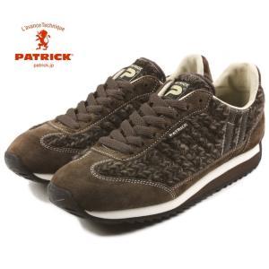 パトリック PATRICK MARATHON-WL マラソン ウール CH チョコ 527545 送料無料