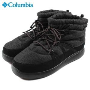 30%OFF コロンビア Columbia SPINREEL CHUKKA WP スピンリール チャッカ ウォータープルーフ ブラック YU3713-010|sneaker-soko