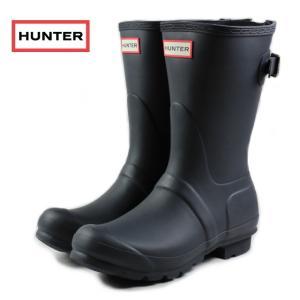 20%OFF HUNTER ハンター オリジナル バック アジャスタブル ショート ネイビー WFS1013RMA-NVY レインブーツ sneaker-soko