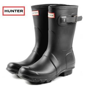 10%OFF ハンター HUNTER WOMEN ORIGINAL SHORT ウィメンズ オリジナル ショート ブラック WFS1000RMA-BLK sneaker-soko