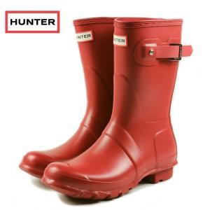 10%OFF ハンター HUNTER WOMEN ORIGINAL SHORT ウィメンズ オリジナル ショート ミリタリーレッド WFS1000RMA-MLR sneaker-soko