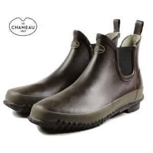 50%OFF ルシャモー LE CHAMEAU COLZA CHELSEA MARRON FONCE BCB1983-0101|sneaker-soko