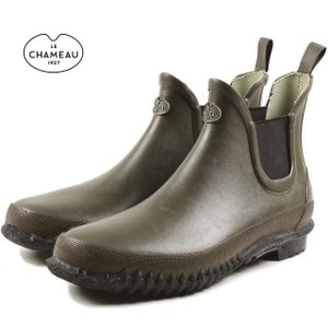 50%OFF ルシャモー LE CHAMEAU COLZA CHELSEA VERT CHAMEAU BCB1983-7100|sneaker-soko