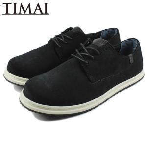 20%OFF ティマイ TIMAI LOTATSU LE STD ロタツ レザー STD ブラック TIHUD059-01|sneaker-soko