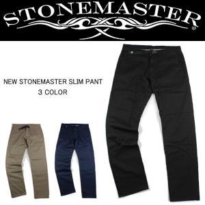 20%OFF ストーンマスター STONEMASTER ニュー ストーンマスター スリムパンツ NEW STONEMASTER SLIM PANT 21114J|sneaker-soko