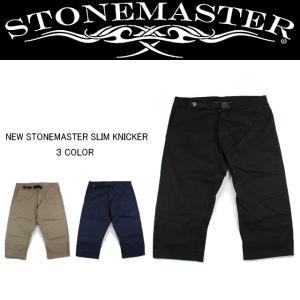 20%OFF ストーンマスター STONEMASTER ニュー ストーンマスター スリムニッカー NEW STONEMASTER SLIM KNICKER 21115J|sneaker-soko