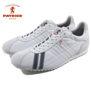 パトリック スニーカー PATRICK SULLY L.J シュリー レザージーンズ WHT ホワイト 527780
