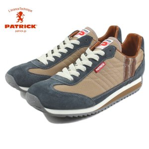 パトリック スニーカー PATRICK MARATHON マラソン W.NUT ウォールナット 94943